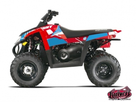 Kit Déco Quad Kenny Polaris Scrambler 500