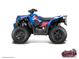 Kit Déco Quad Kenny Polaris Scrambler 850-1000 XP Patriot