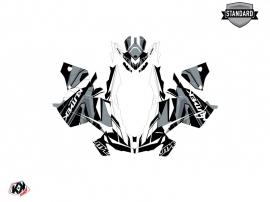 Skidoo Gen 4 Snowmobile Klimb Graphic Kit White