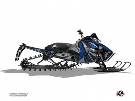 Arctic Cat Pro Climb Snowmobile Klimb Graphic Kit Blue