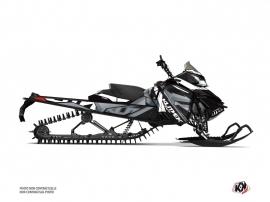 Kit Déco Motoneige Klimb Skidoo REV XM Blanc