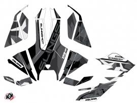 Kit Déco Hybride Knight Polaris Slingshot Noir