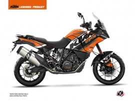KTM 1090 Adventure Street Bike Kontrol Graphic Kit Orange
