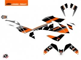 Kit Déco Moto Kontrol KTM 390 Adventure Orange