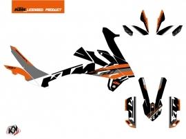 Kit Déco Moto Kontrol KTM 790 Adventure R Orange