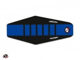 Housse de selle Kutvek Yamaha 125 YZ 2002-2017 Noir Bleu