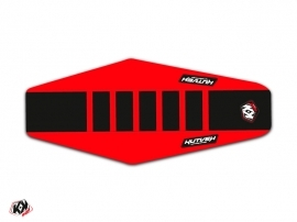 Housse de selle Kutvek Honda 450 CRF 2013-2016 Rouge Noir