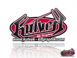 Stickers KUTVEK 1 meter