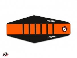 Housse de selle Kutvek KTM SX-SXF 2016-2017 Noir Orange