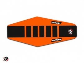 Housse de selle Kutvek KTM SX-SXF 2011-2015 Orange Noir