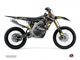 Kit Déco Moto Cross Label Suzuki 250 RMZ Gris