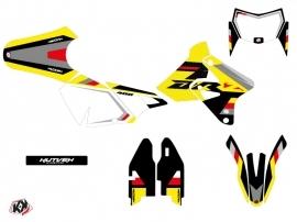 Suzuki DRZ 400 SM Street Bike Label Graphic Kit Black