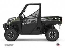 Polaris Ranger 1000 XP UTV Lifter Graphic Kit Green