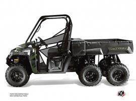 Kit Déco SSV Lifter Polaris Ranger 6x6 Vert