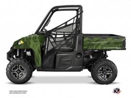 Polaris Ranger 900 XP UTV Squad Graphic Kit Green