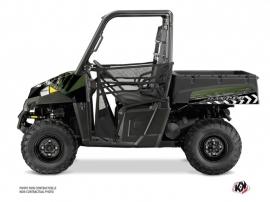 Polaris Ranger EV UTV Lifter Graphic Kit Green