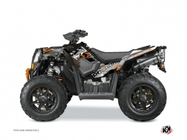 Kit Déco Quad Lifter Polaris Scrambler 850-1000 XP Orange