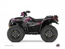 Kit Déco Quad Lifter Polaris 1000 Sportsman XP Forest Rose