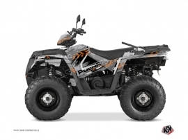Kit Déco Quad Lifter Polaris 570 Sportsman Touring Gris