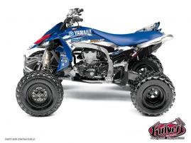 Kit Déco Quad Yamaha 450 YFZ-R Mathieu Ternynck - 2013