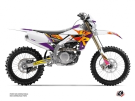 Yamaha 250 WRF Dirt Bike Memories Graphic Kit