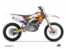 Yamaha 250 YZF Dirt Bike Memories Graphic Kit