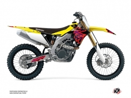 Kit Déco Moto Cross Memories Suzuki 450 RMZ