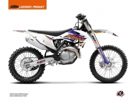 KTM 450 SXF Dirt Bike Memories Graphic Kit