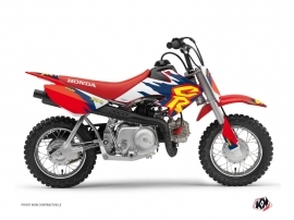 Kit Déco Moto Cross Memories Honda 50 CRF