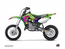 Kit Déco Moto Cross Memories Kawasaki 65 KX