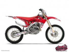 Kit Déco Moto Cross Honda 450 CRF Mickael Pichon 2011