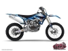 Yamaha 450 YZF Dirt Bike Replica Adrien Van Beveren Graphic Kit 2012