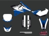 Yamaha 85 YZ Dirt Bike Assault Graphic Kit