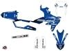 Kit Déco Moto Cross Basik Yamaha 450 WRF Bleu