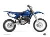 Kit Déco Moto Cross Basik Yamaha 85 YZ Bleu
