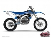 Yamaha 250 YZ Dirt Bike Chrono Graphic kit UFO Relift