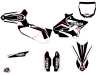 Yamaha 250 YZ Dirt Bike Concept Graphic Kit Red