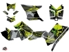 Kit Déco Quad Evil Polaris Scrambler 850-1000 XP Gris Vert FULL