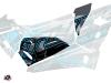 Graphic Kit Doors Origin Low Evil UTV Polaris RZR 1000 Turbo 2015-2019 Grey Blue