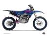 Yamaha 250 YZF Dirt Bike Flow Graphic Kit Pink