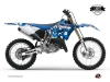 Yamaha 125 YZ Dirt Bike Freegun Eyed Graphic Kit Red LIGHT