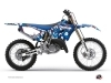 Kit Déco Moto Cross Freegun Eyed Yamaha 250 YZ Rouge