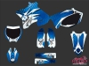 Yamaha 250 YZ Dirt Bike Graff Graphic Kit