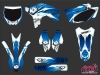 Kit Déco Moto Cross Graff Yamaha 250 YZF