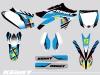 Yamaha 450 YZF Dirt Bike Kenny Graphic Kit