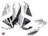 Polaris Slingshot Roadster Knight Graphic Kit Grey