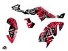 Kit Déco Quad Outlaw Polaris Outlaw 525 Noir Rouge