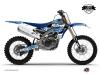Kit Déco Moto Cross Predator Yamaha 250 YZF Bleu LIGHT