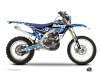 Yamaha 450 WRF Dirt Bike Predator Graphic Kit Blue