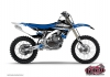 Yamaha 450 YZF Dirt Bike Pulsar Graphic Kit